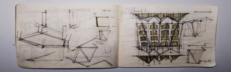il plastico di architettura