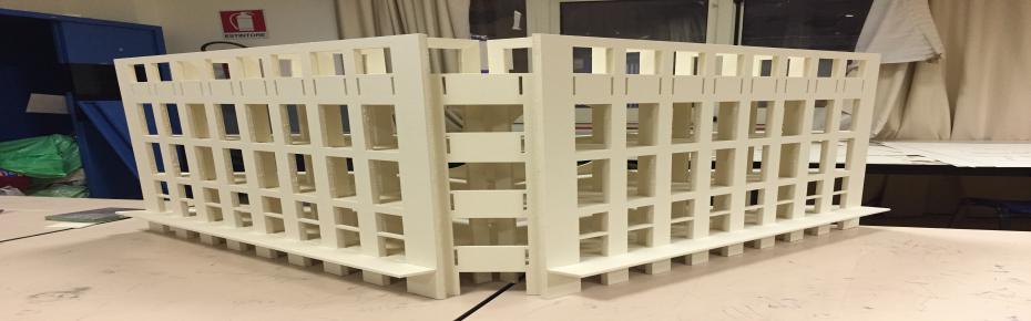 Dinamicità Percettiva Applicata Alla Facciata Architettonica